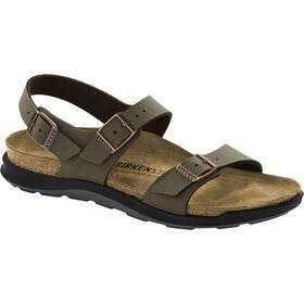 Birkenstock Sonora Sandals Birko-Flor Nubuk Narrow Women, mocha